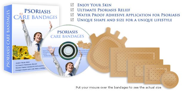 Psoriasis Care Bandages in Europe, the place the physique 2
